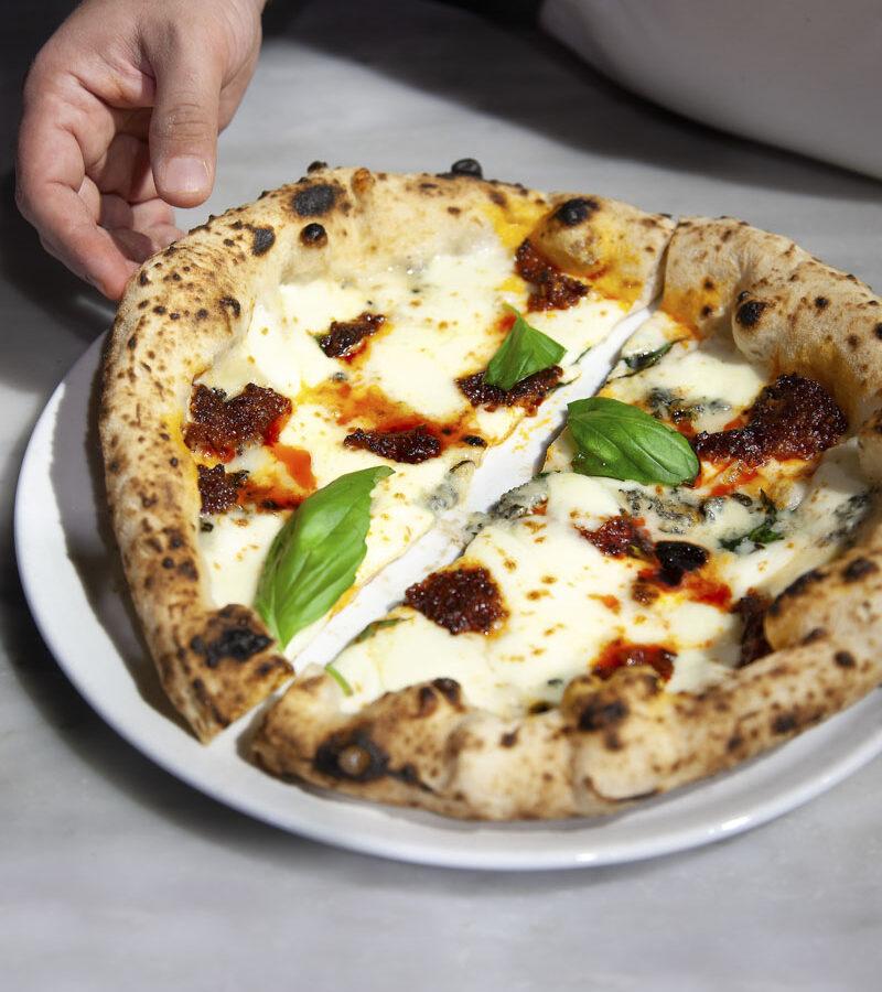 Pizza Napoletana - Luca Platania